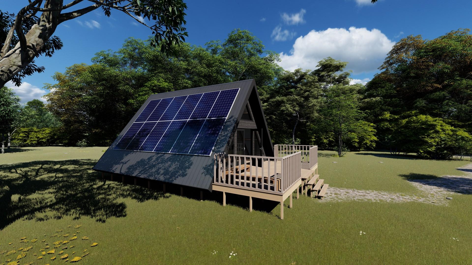 Elements Plus optie zonnepanelen